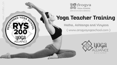 200 hour yoga teacher training course in Rishikesh - India
