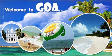 Book Your Delightful GOA Tour Package