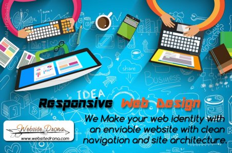 Responsive Website Design Company In Delhi