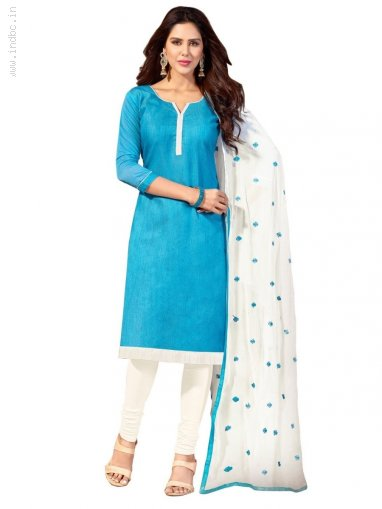 Showcase Your Elegance With Plain Salwar Suits