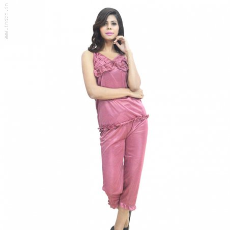 Buy Satin Nightsuit Sets Pack of 4 Online at Best Prices