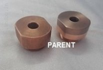 Projection Welding Electrode - Nut & Stud Electrode #PARENTNashik