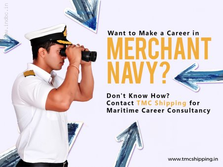 Start Admission of B.Sc Nautical Science at TMC SHIPPING Pvt. Ltd.