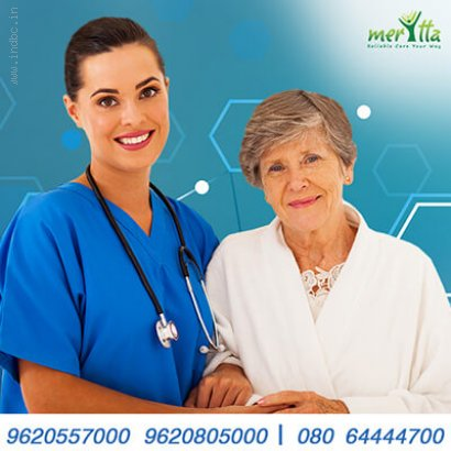Merytta Home Nursing Agencies in Bangalore