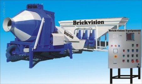 CLC Plant: Manufacturers & Suppliers - Brickvision Equipment