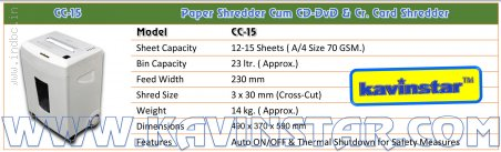 PAPER SHREDDER MACHINE PRICE IN VASANT VIHAR, DELHI