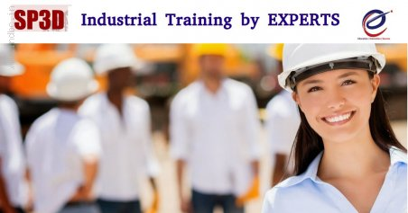Sp3d Live Project based Industrial Training in Delhi