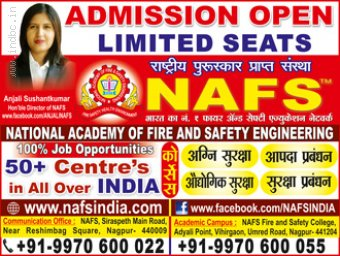 Fire and Safety Management Institution in Nagpur