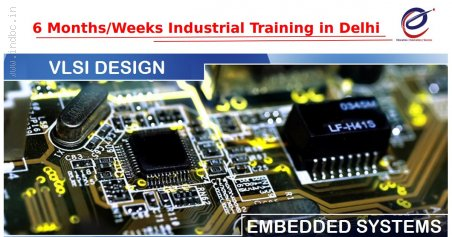 Embedded systems training course in Delhi by Experts