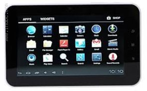 Datawind UbiSlate 7C Plus Tablet (Black, Wi-Fi, 4GB, Voice Calling)