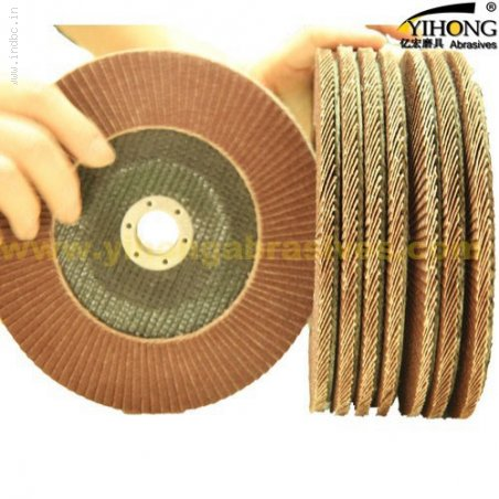 Incredible Price ! Aluminium Oxide Angle Grinder Flap Disc