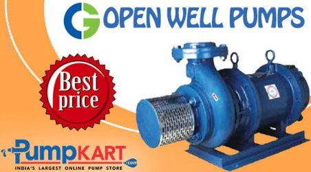 Crompton Greaves Open Well Pumps @ Best Prices