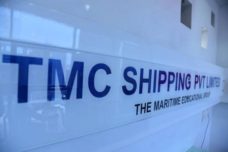 Start Admission Marine Engineering Course at TMC SHIPPING Pvt. Ltd.
