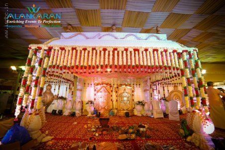 wedding mandap decorators in hyderabad,Alankaran