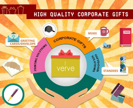Verve High Quality Corporate Gifts Provider