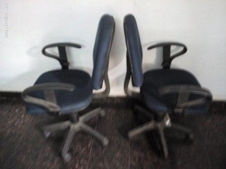 Second Hand Office Chairs, Used Office Chairs Available, 5Years old