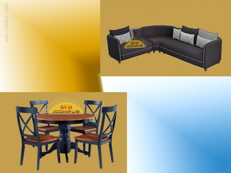 Bed room-Double bed provider in Jodhpur/India.