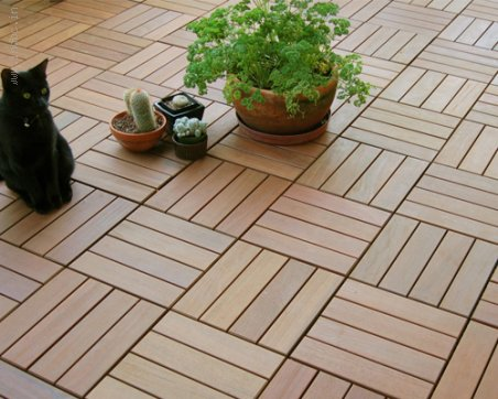 Deck Flooring Supplier in India - Red Wood Creations