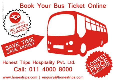 Online Bus Ticket Booking Honestrips