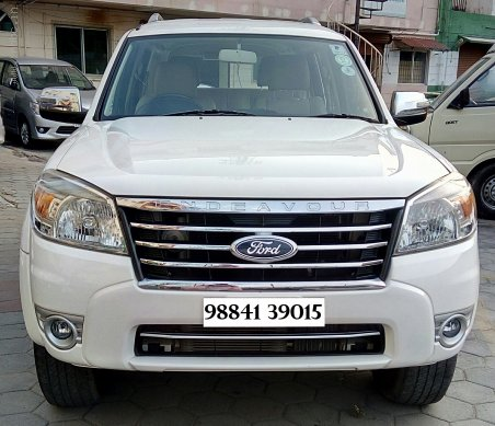 2012 Ford Endeavour Diesel Single owner 61000km run
