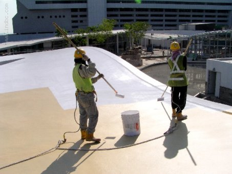 water proofing solutions thrissur - angel constructions