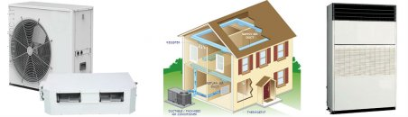 Ductable and Packaged Air conditioning installation