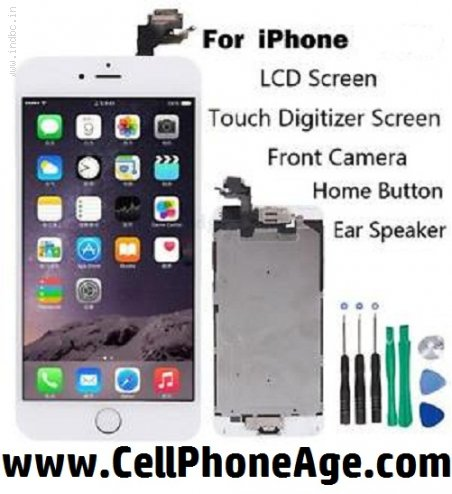 DIY shop for iPhone 6s LCD screen replacement