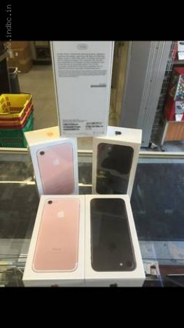 Sell: New Apple iPhone 7 & iPhone 7 Plus with Indian warranty bill!