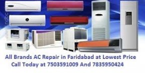 AC Service at lowest price in faridabad