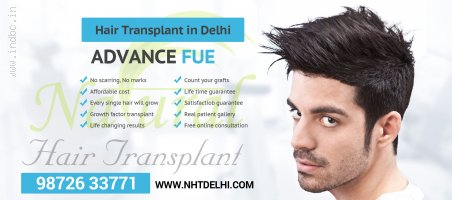 Hair Transplant in Pune at affordable cost