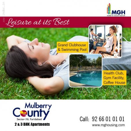 Buy Home in Faridabad with Mghousing