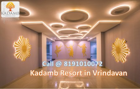 Top international hotel in vrindavan